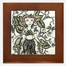Poison~Ivy Copyrite 2010 Framed Tile