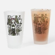 Poison~Ivy Copyrite 2010 Drinking Glass