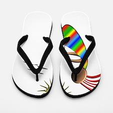 kokopelli Flip Flops