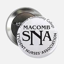 """SNA_logo_black-02 2.25"""" Button"""