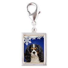 ornament Silver Portrait Charm