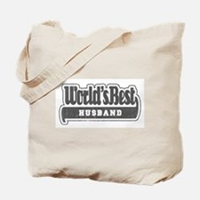 """World's Best Husband"" Tote Bag"