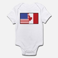 USA/Canada Infant Bodysuit
