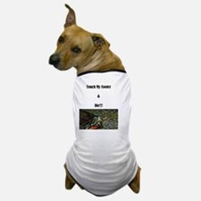 Touch My Cooter Dog T-Shirt