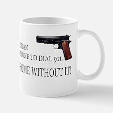 45DONTLEAVEHOME01 Mug