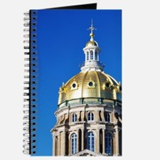 Iowa Capitol Dome Journal
