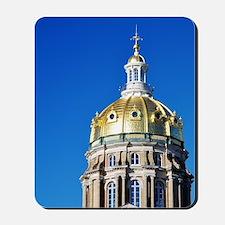 Iowa Capitol Dome Mousepad