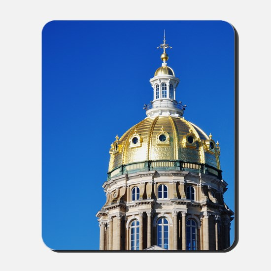 Iowa Capitol Dome Mousepad
