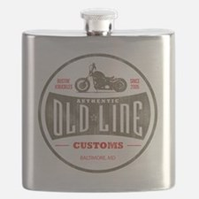 VintageOldLine Flask