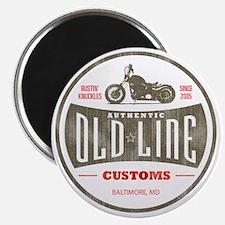 VintageOldLine Magnet