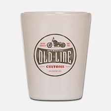 VintageOldLine Shot Glass