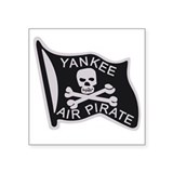 Yankee air pirate Square