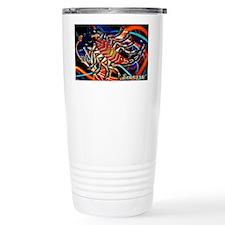 Scorpio 17  x 11 Travel Coffee Mug