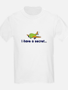 ::: Big Brother Secret Plane ::: T-Shirt