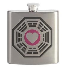 Dharma Love Btn3 Flask