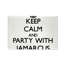 Keep Calm and Party with Jamarcus Magnets