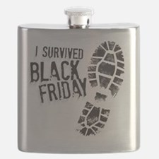 Black Friday Shirt Flask