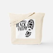 Black Friday Shirt Tote Bag