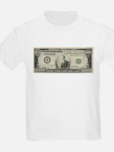 National Debt Kids T-Shirt