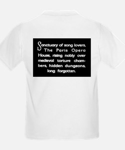 """""""Sanctuary of Song Lovers"""" Kids T-Shirt"""
