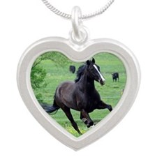 spring_walker_panel Silver Heart Necklace