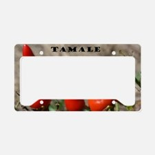 Hot Tamale License Plate Holder