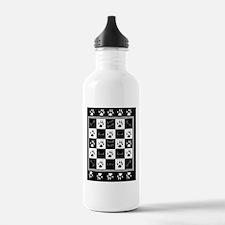 Jacob BW Blanket Water Bottle