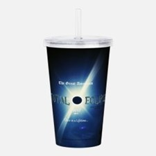 Total Eclipse 2017 Gen Acrylic Double-wall Tumbler