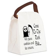ComeToTheDarkSide Canvas Lunch Bag