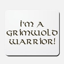 Grimwold Warrior Mousepad