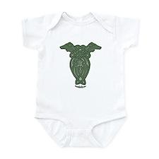 Celtic Greyhound Infant Bodysuit