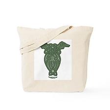 Celtic Greyhound Tote Bag
