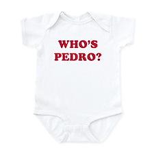Who's Pedro Infant Bodysuit