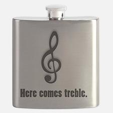 treble Flask