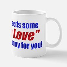 CalToughLove Mug
