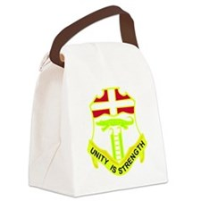 6TH INFANTRY REG Canvas Lunch Bag