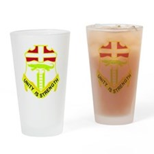 6TH INFANTRY REG Drinking Glass
