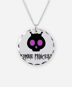 Skull Princess Necklace