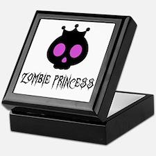 Skull Princess Keepsake Box