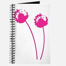 dandelion_pink_forcard Journal