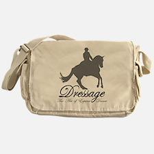 Dressage Dance Messenger Bag
