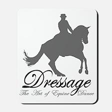 Dressage Dance Mousepad