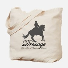 Dressage Dance Tote Bag
