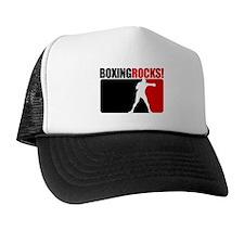 Boxing Rocks! Trucker Hat