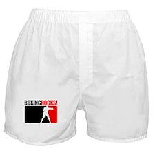 Boxing Rocks! Boxer Shorts