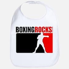 Boxing Rocks! Bib