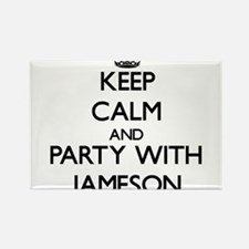 Keep Calm and Party with Jameson Magnets