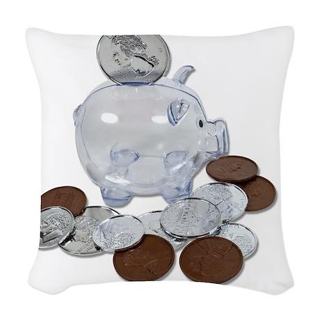 BigSavings101610 Woven Throw Pillow
