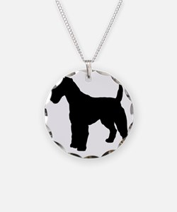 Fox Terrier.eps Necklace