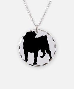 pug.eps Necklace
